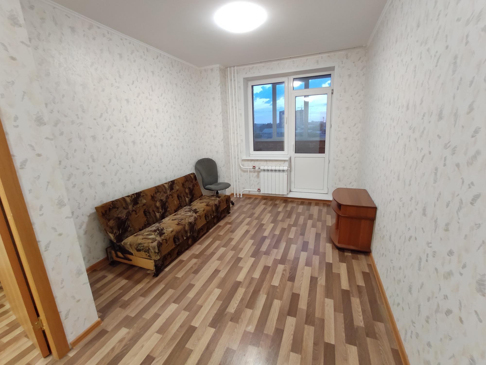 1к квартира улица Калинина, 43Б | 12000 | аренда в Красноярске фото 1