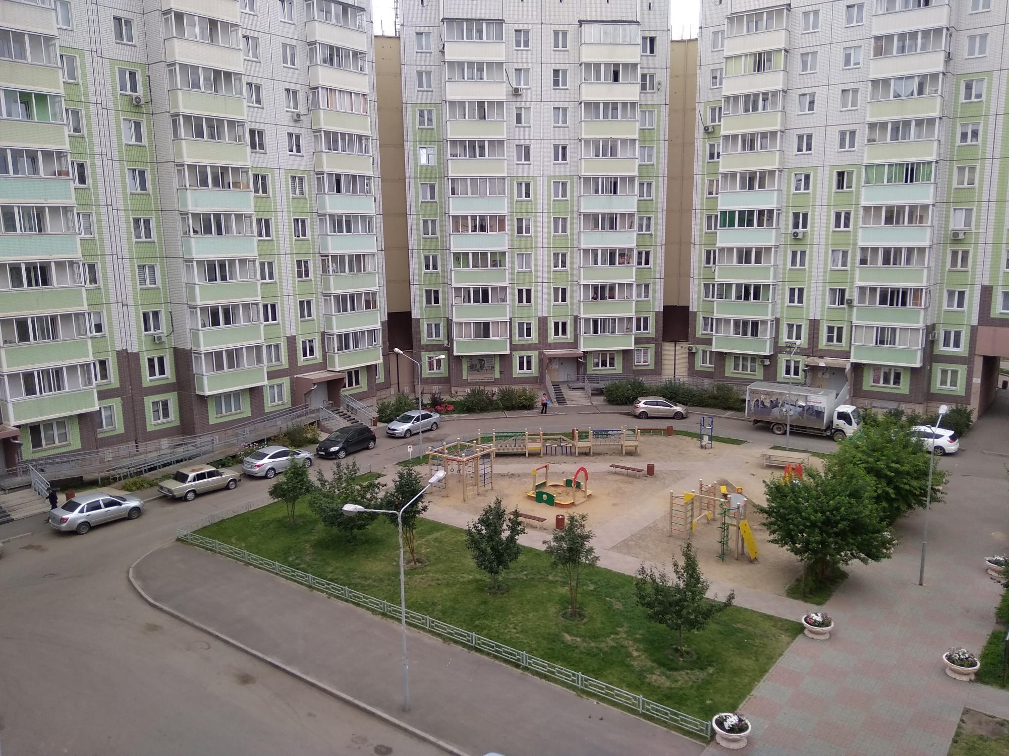 2к квартира улица Урванцева, 13 | 19000 | аренда в Красноярске фото 8