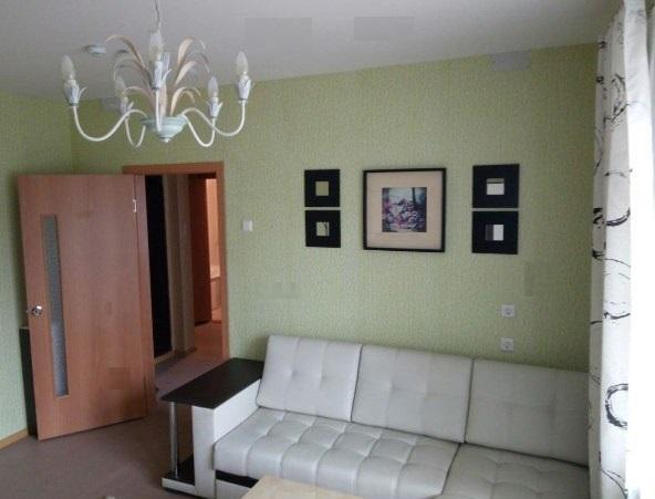 1к квартира улица Авиаторов, 29 | 12000 | аренда в Красноярске фото 1