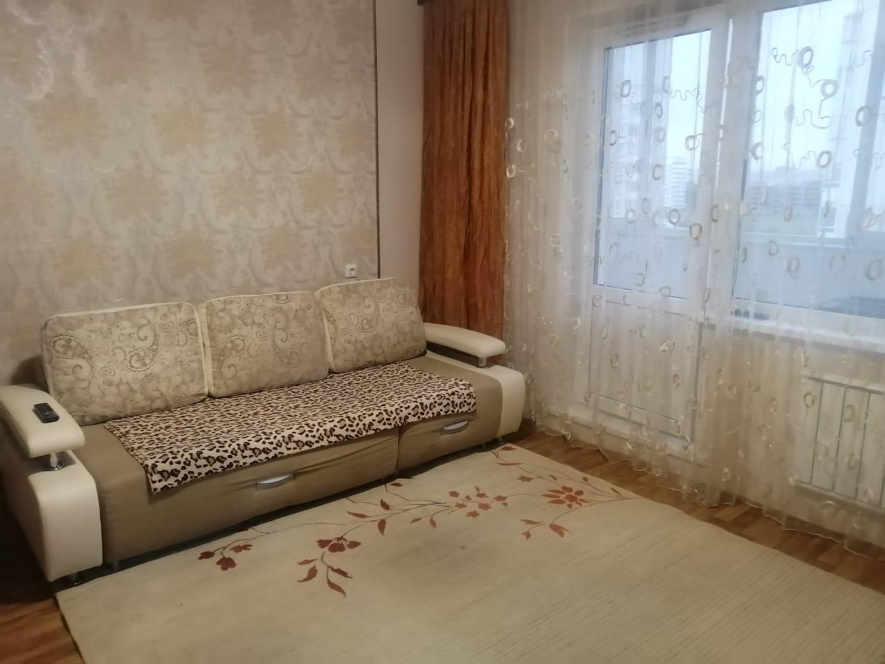 1к квартира улица 9 Мая, 55, Россия | 23000 | аренда в Красноярске фото 1