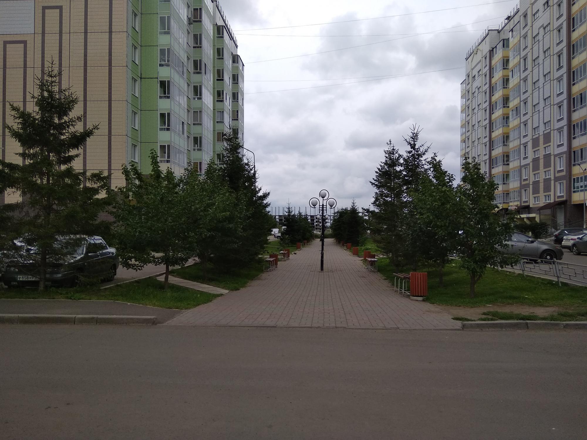 2к квартира улица Урванцева, 13 | 19000 | аренда в Красноярске фото 11