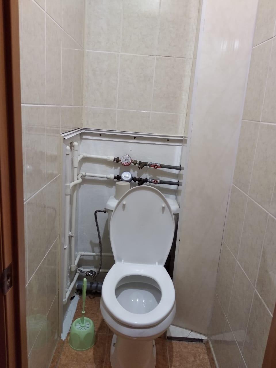 2к квартира Комсомольский проспект, 4 | 17500 | аренда в Красноярске фото 9