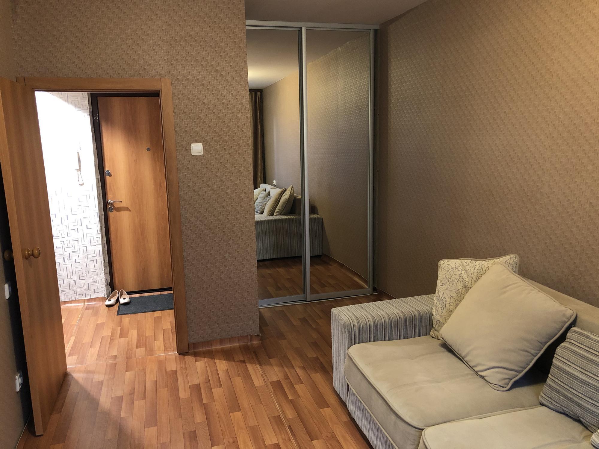 1к квартира улица Карамзина, 28 | 16000 | аренда в Красноярске фото 1