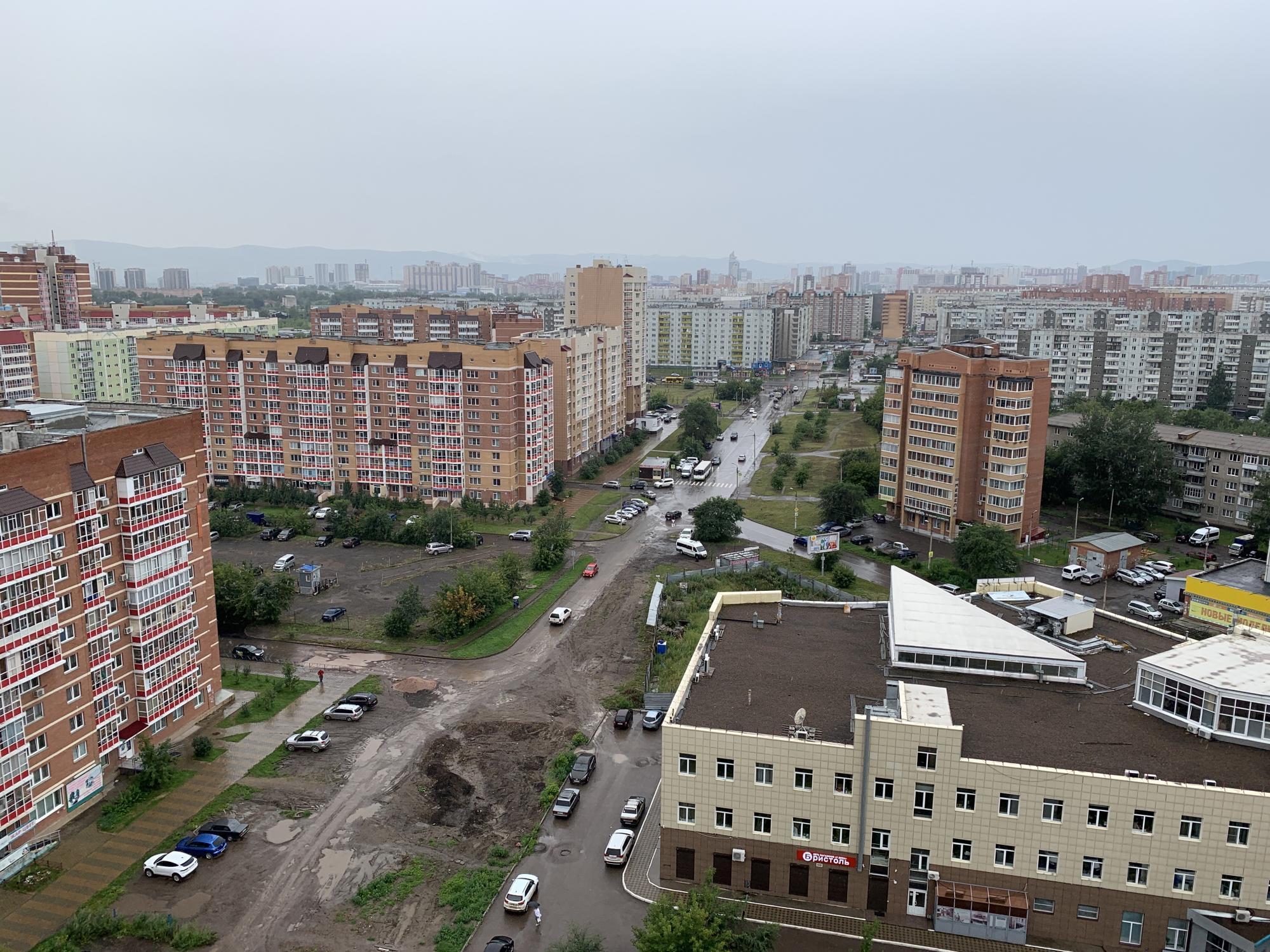 1к квартира улица Мате Залки, 4А   15000   аренда в Красноярске фото 4