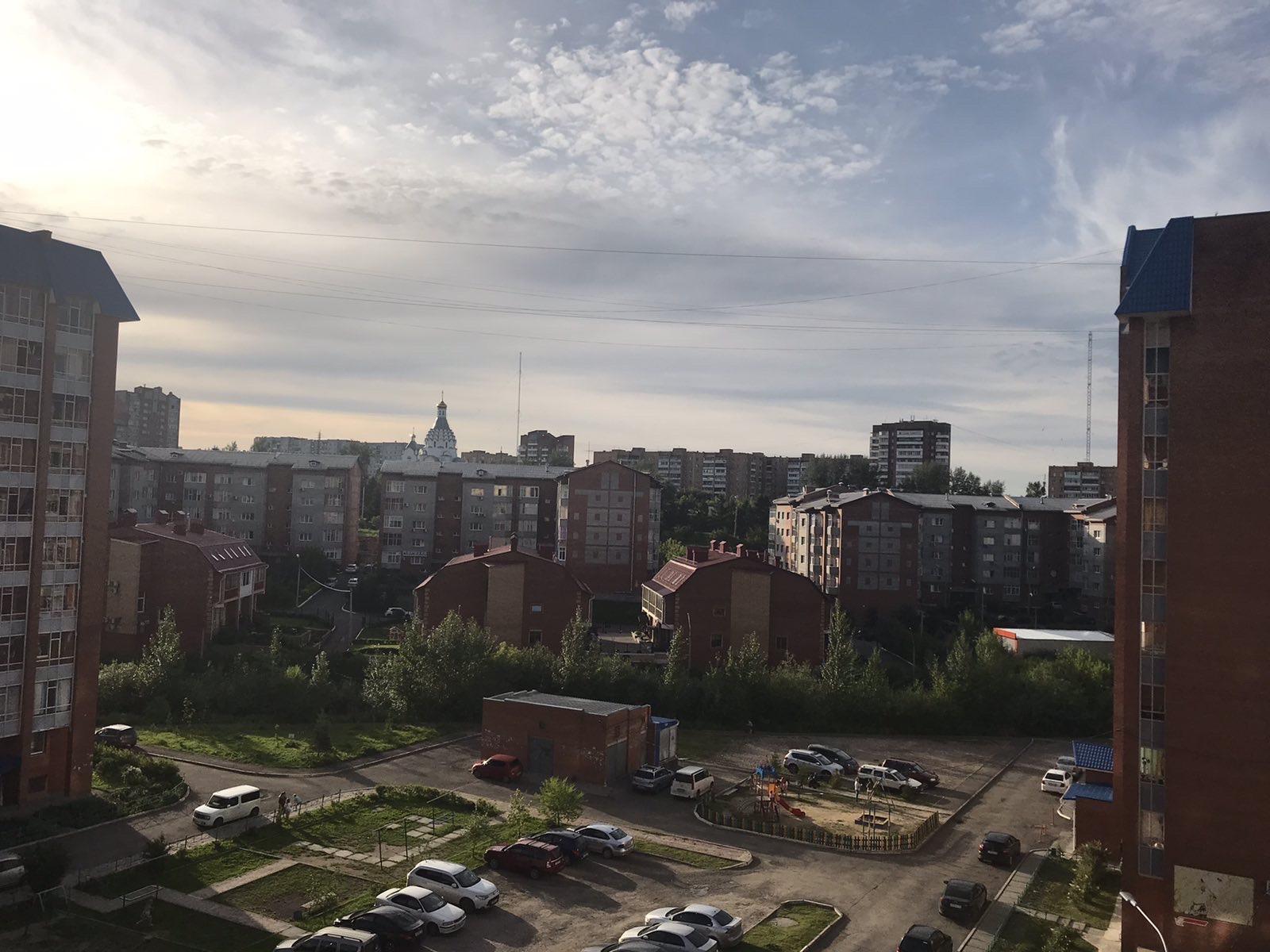 студия улица Вильского, 16 | 12000 | аренда в Красноярске фото 9