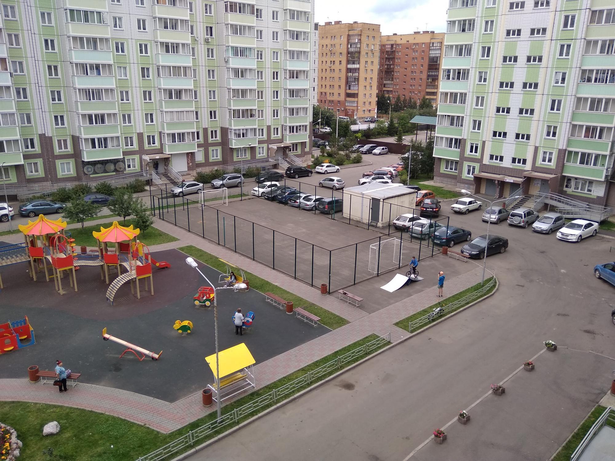 2к квартира улица Урванцева, 13 | 19000 | аренда в Красноярске фото 10