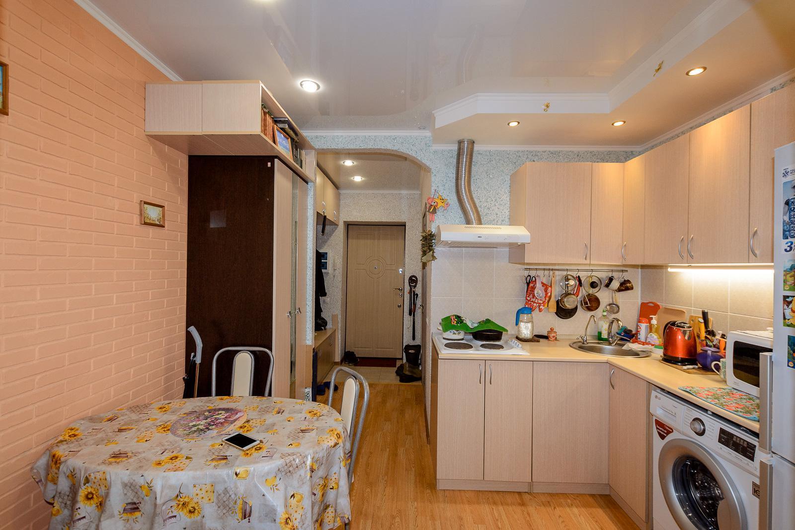1к квартира Линейная улица, 122 | 9000 | аренда в Красноярске фото 4