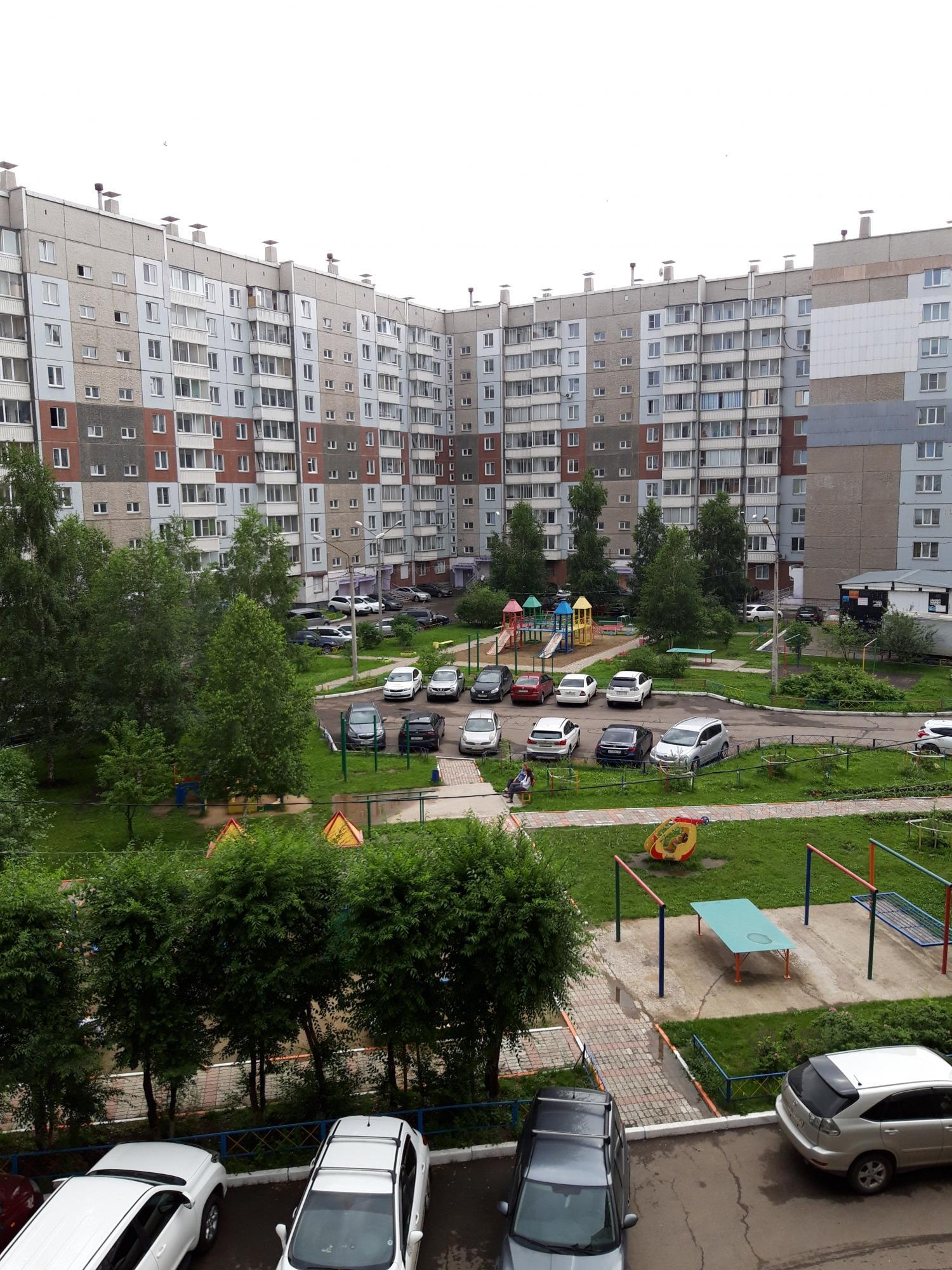 1к квартира улица Батурина, 5-а | 12000 | аренда в Красноярске фото 6