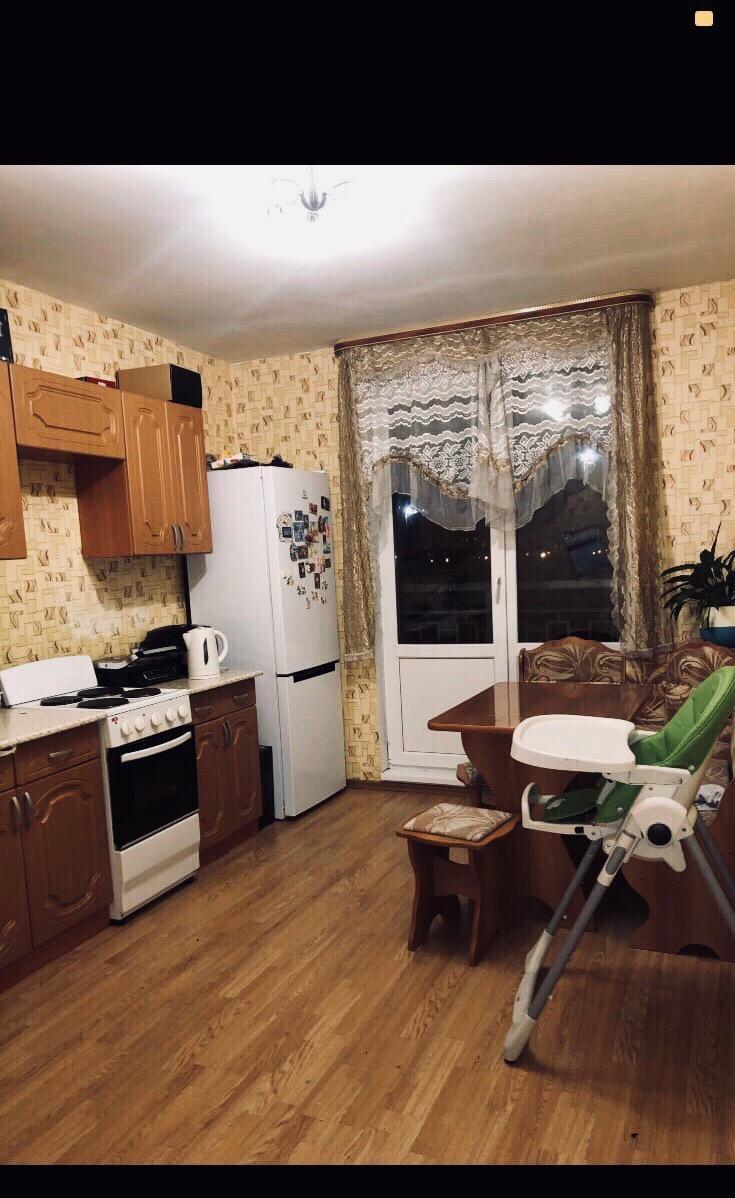 1к квартира улица Чернышевского, 67   12000   аренда в Красноярске фото 0