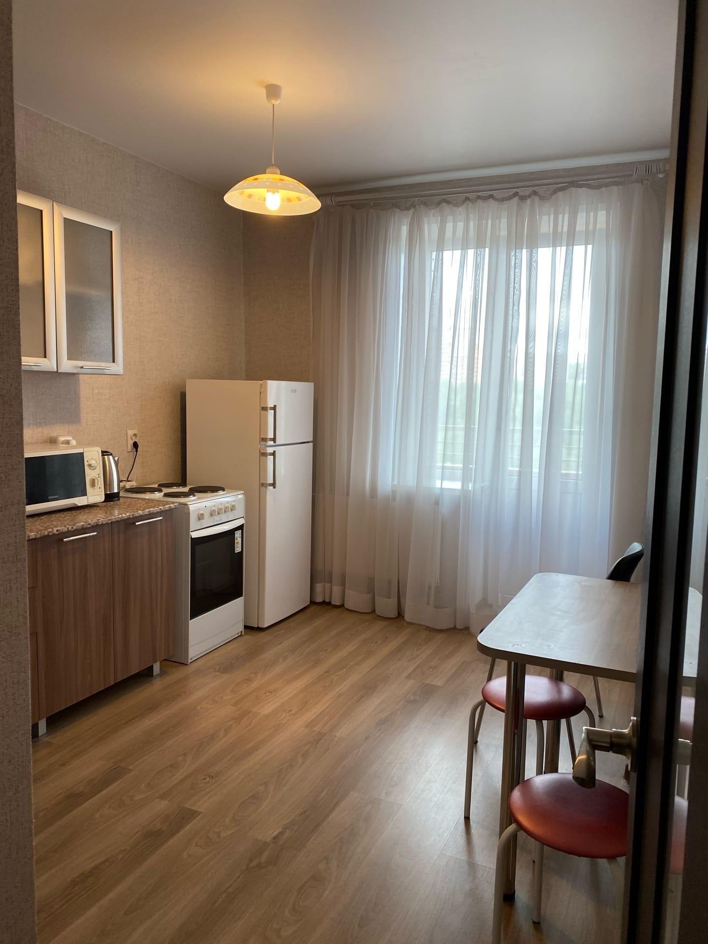 1к квартира улица Батурина, 5А | 12000 | аренда в Красноярске фото 0