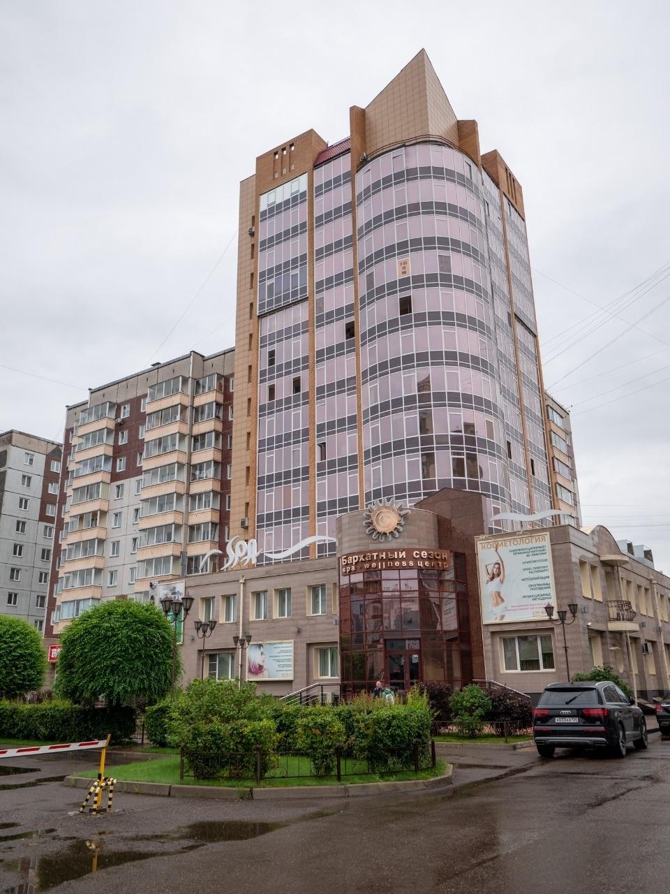 1к квартира улица Весны, 2а | 21000 | аренда в Красноярске фото 10