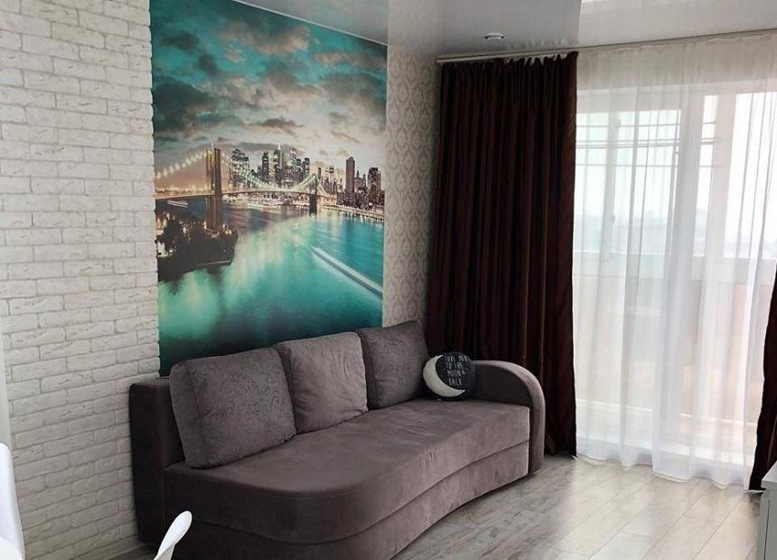 1к квартира Свободный проспект, 43А   14500   аренда в Красноярске фото 1