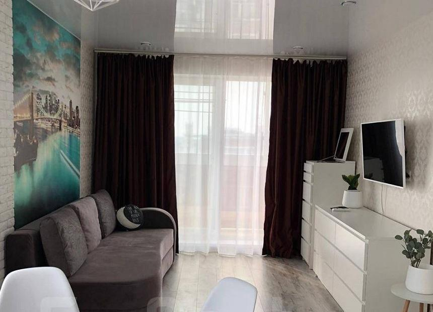 1к квартира Свободный проспект, 43А   14500   аренда в Красноярске фото 0