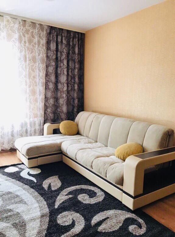 1к квартира улица 9 Мая, 46 | 12000 | аренда в Красноярске фото 1