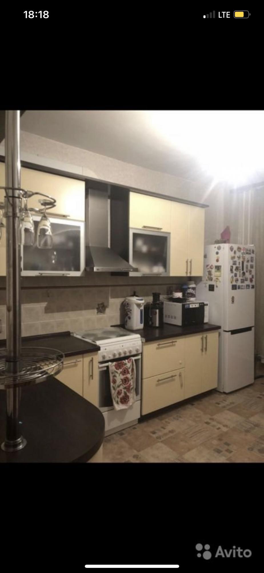 1к квартира Комсомольский проспект, 22 | 18000 | аренда в Красноярске фото 3