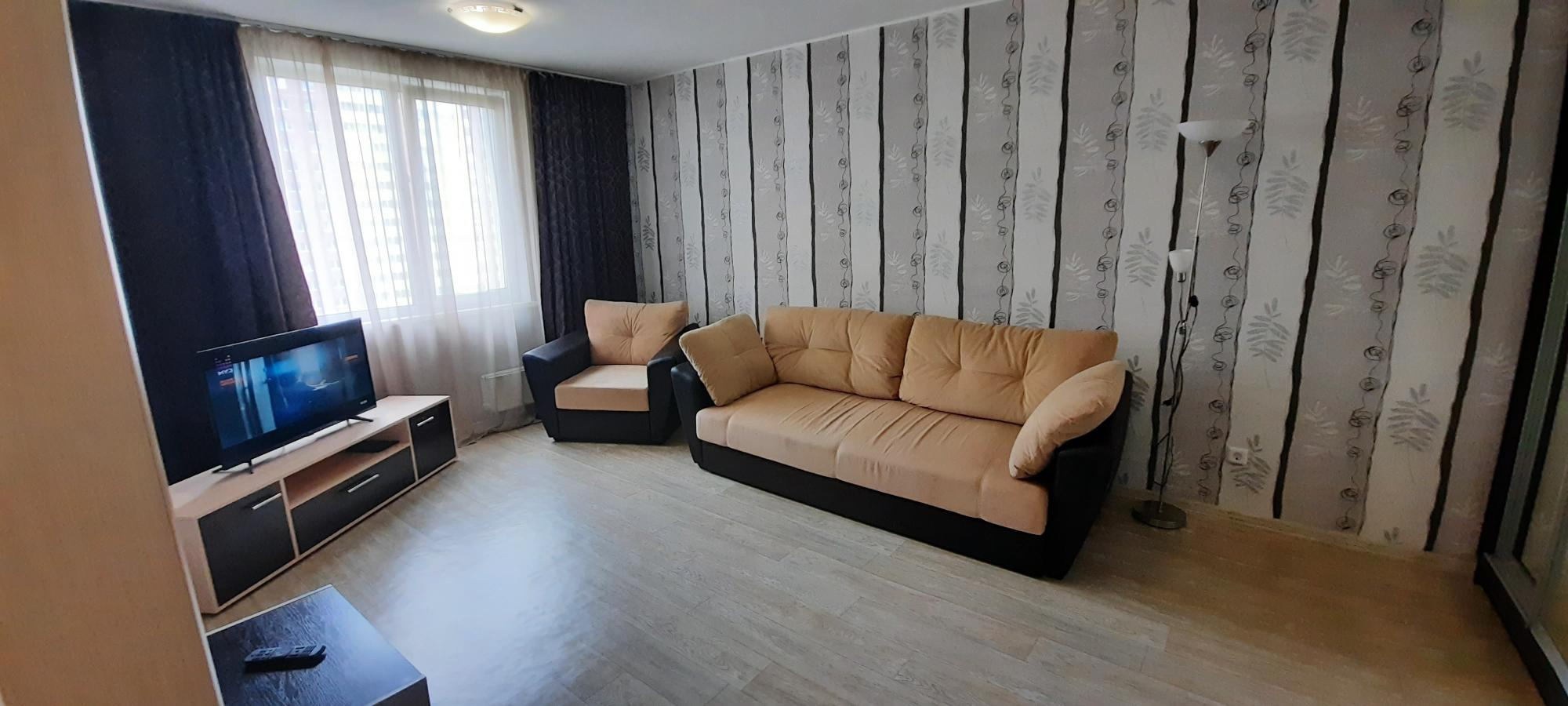 1к квартира Ботанический бульвар, 17 | 17000 | аренда в Красноярске фото 0