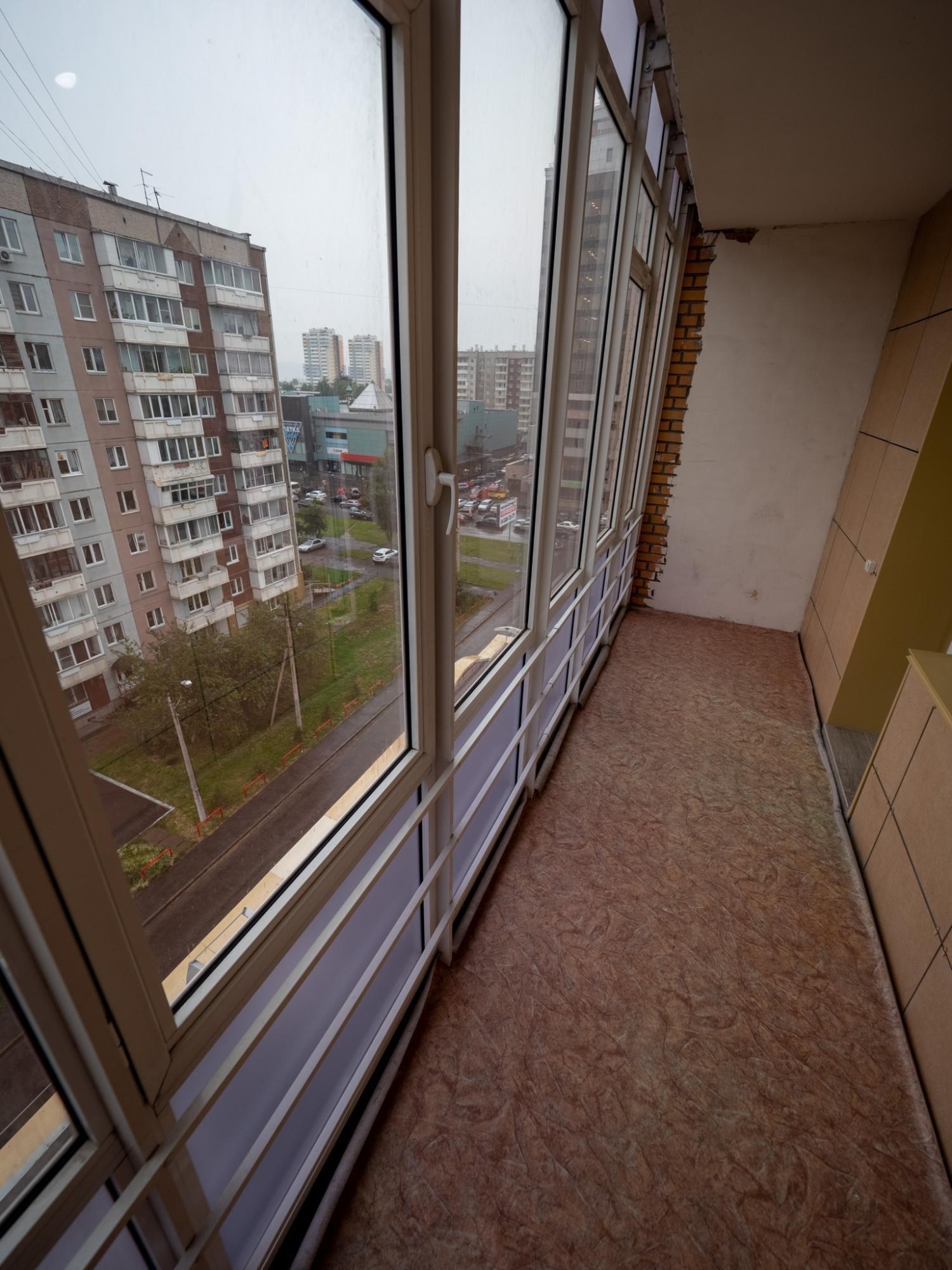 1к квартира улица Весны, 2а | 21000 | аренда в Красноярске фото 16