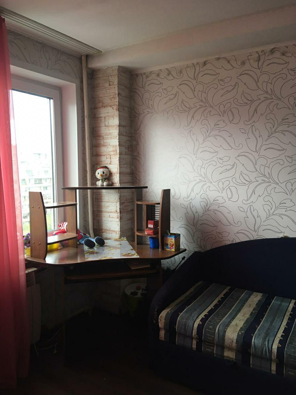 2к квартира Ферганская улица, 9 | 17000 | аренда в Красноярске фото 1
