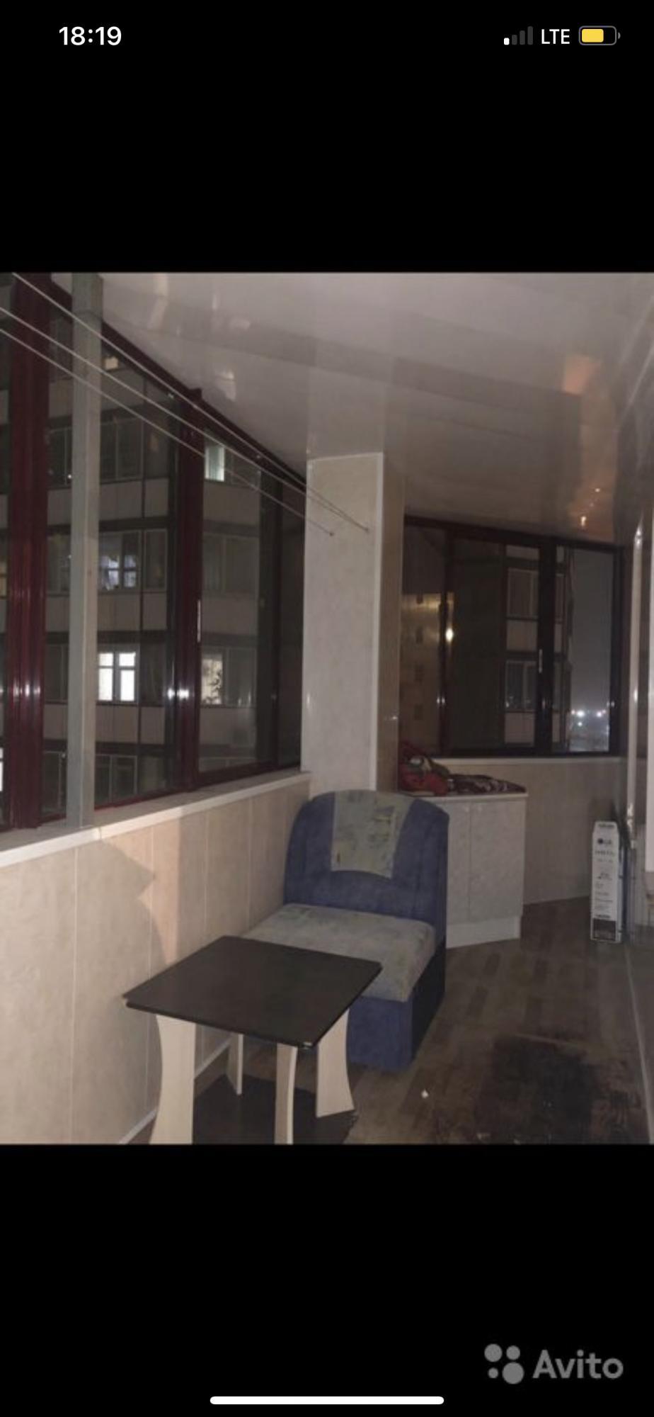 1к квартира Комсомольский проспект, 22 | 18000 | аренда в Красноярске фото 8