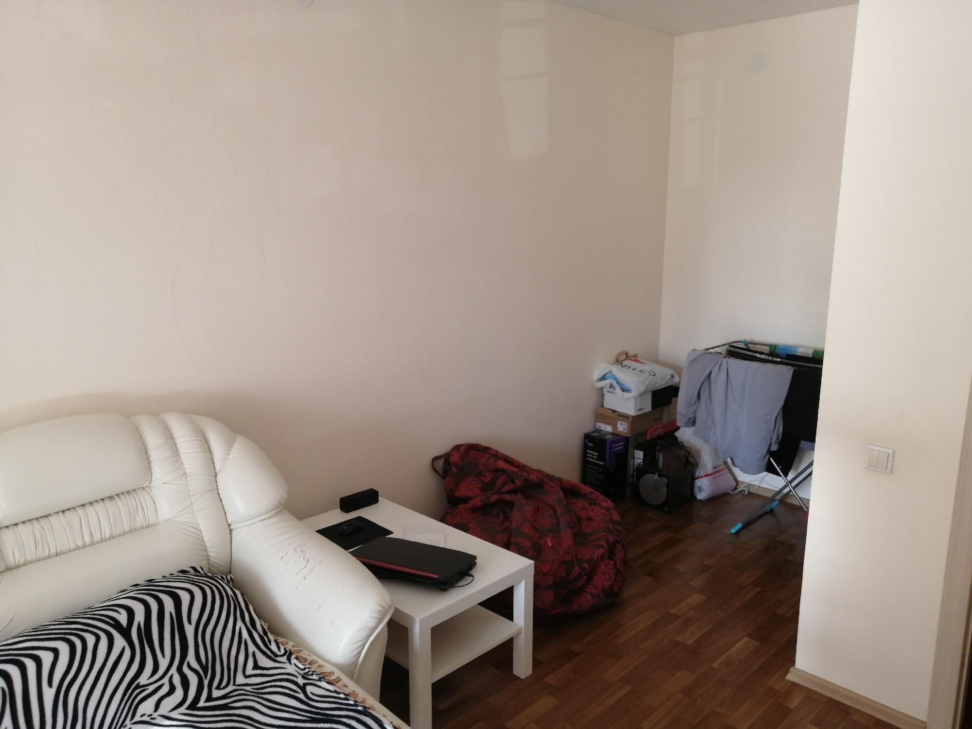 1к квартира улица Карамзина, 20 | 14000 | аренда в Красноярске фото 1
