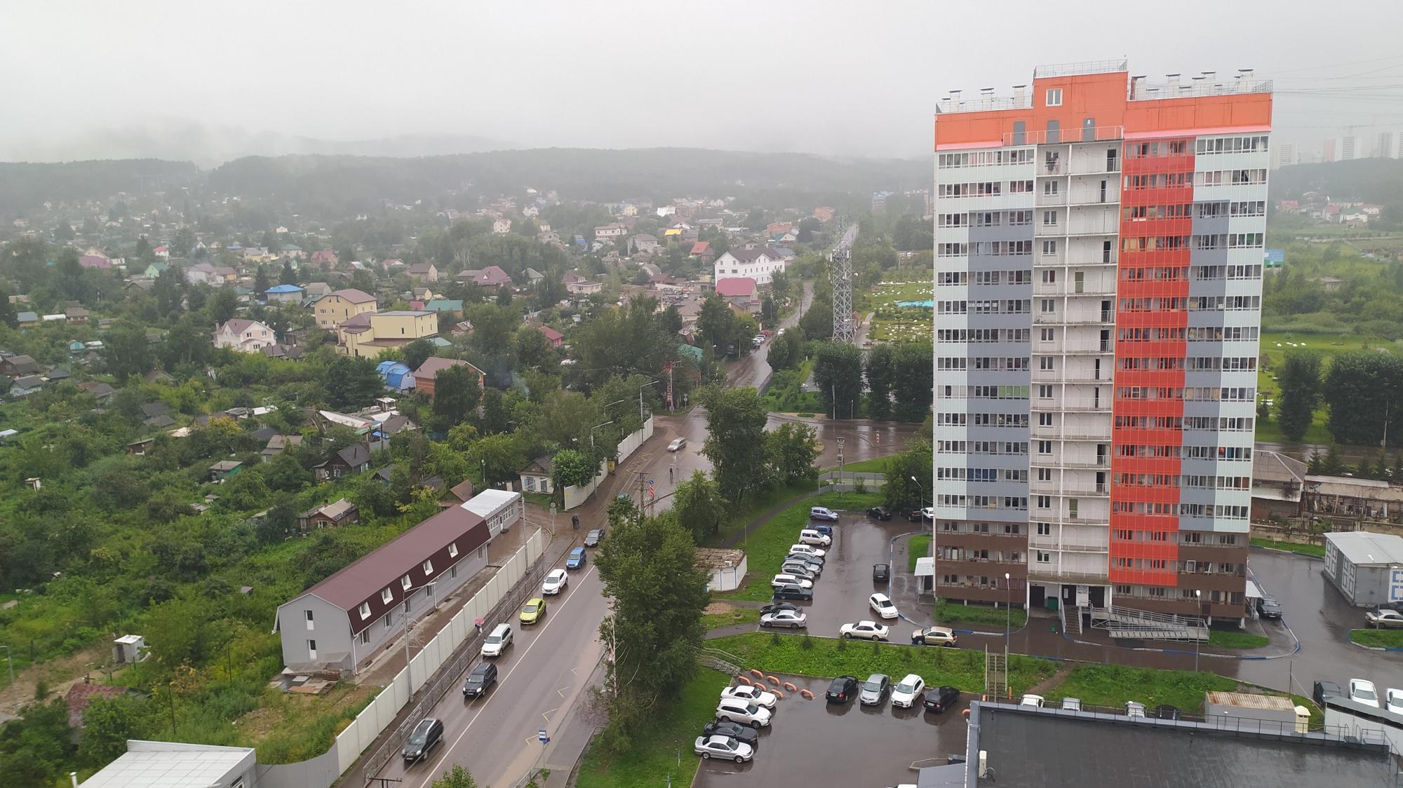 1к квартира улица Вильского, 28д | 11500 | аренда в Красноярске фото 4