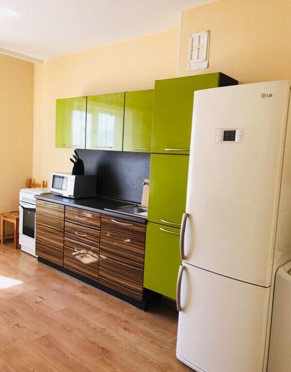 1к квартира улица 9 Мая, 46 | 12000 | аренда в Красноярске фото 0