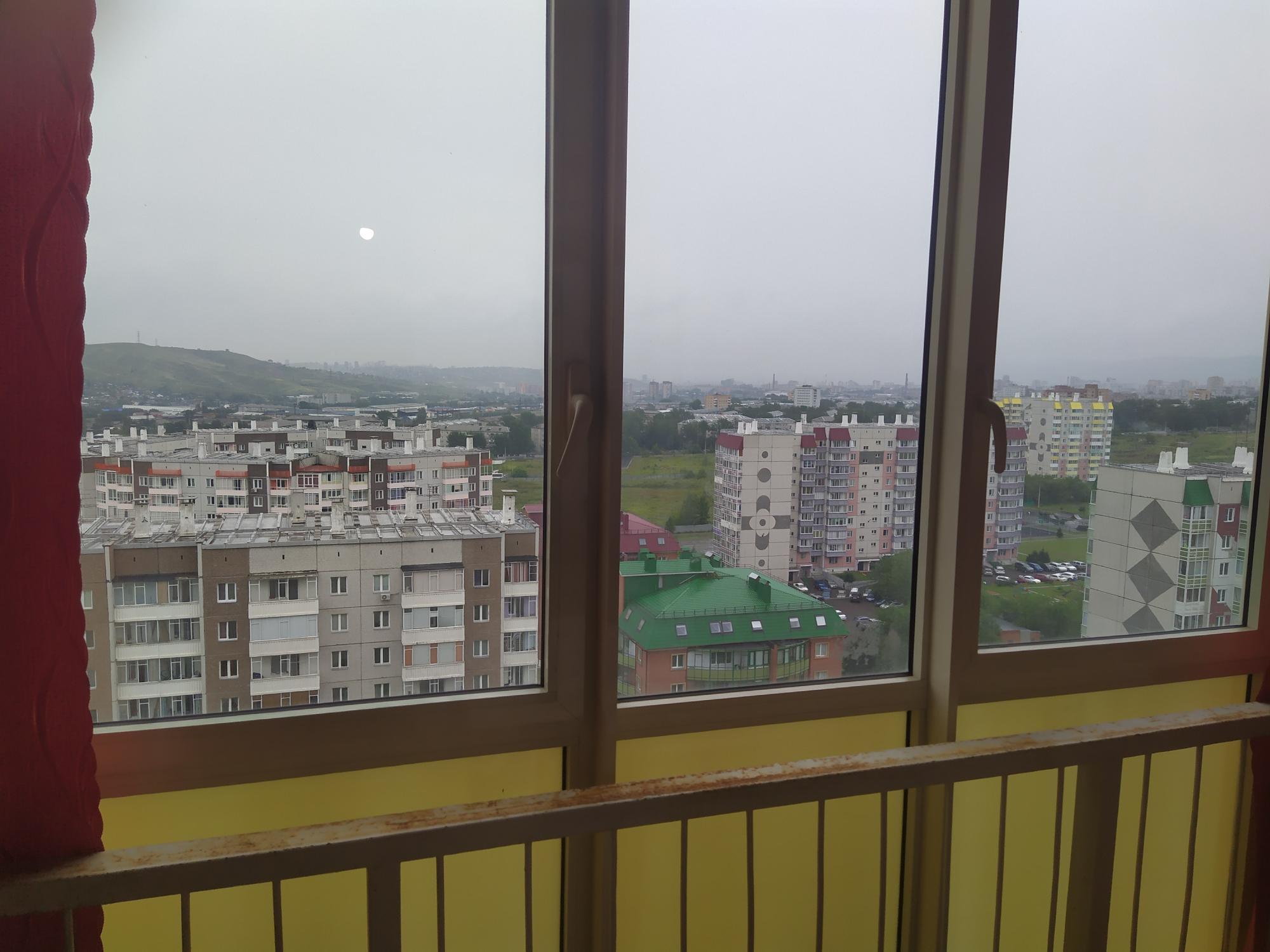 1к квартира Ботанический бульвар, 15   14000   аренда в Красноярске фото 5