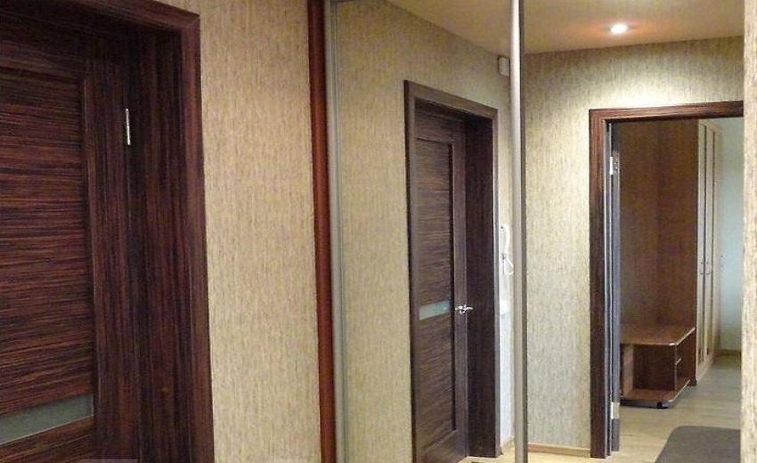 1к квартира улица Александра Матросова, 8А | 14000 | аренда в Красноярске фото 4