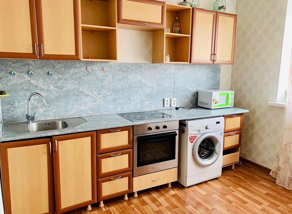 1к квартира улица Александра Матросова, 3, Россия   10000   аренда в Красноярске фото 0