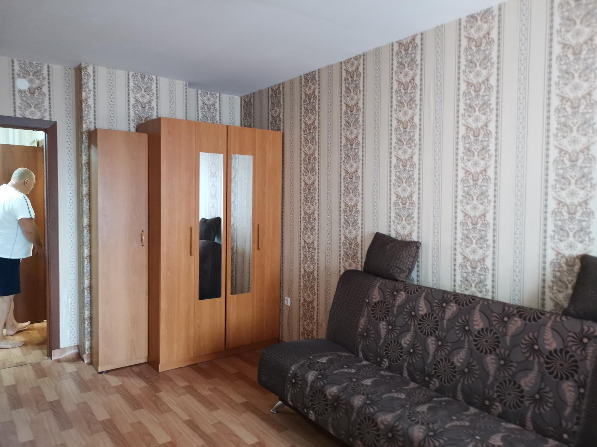 1к квартира улица Норильская, 16 | 12000 | аренда в Красноярске фото 1