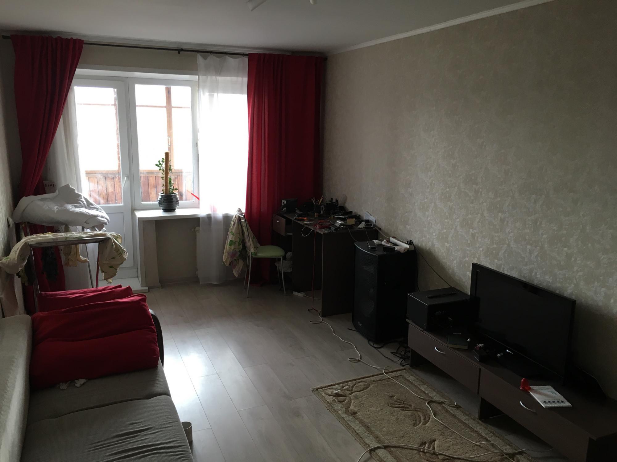 1к квартира улица Марковского, 41 | 25000 | аренда в Красноярске фото 0