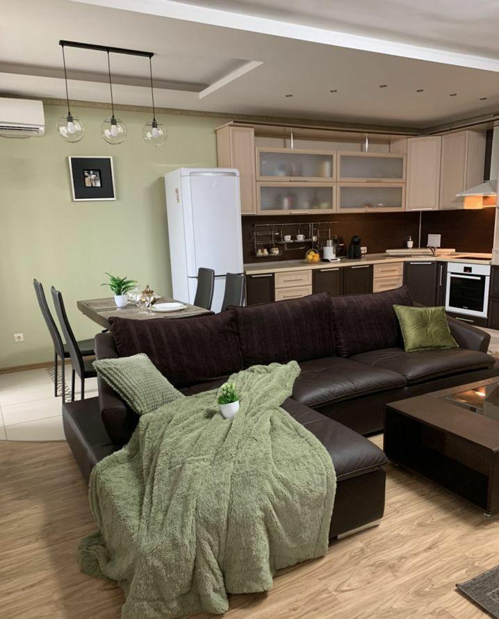 2к квартира улица Авиаторов, 41 | 25000 | аренда в Красноярске фото 1