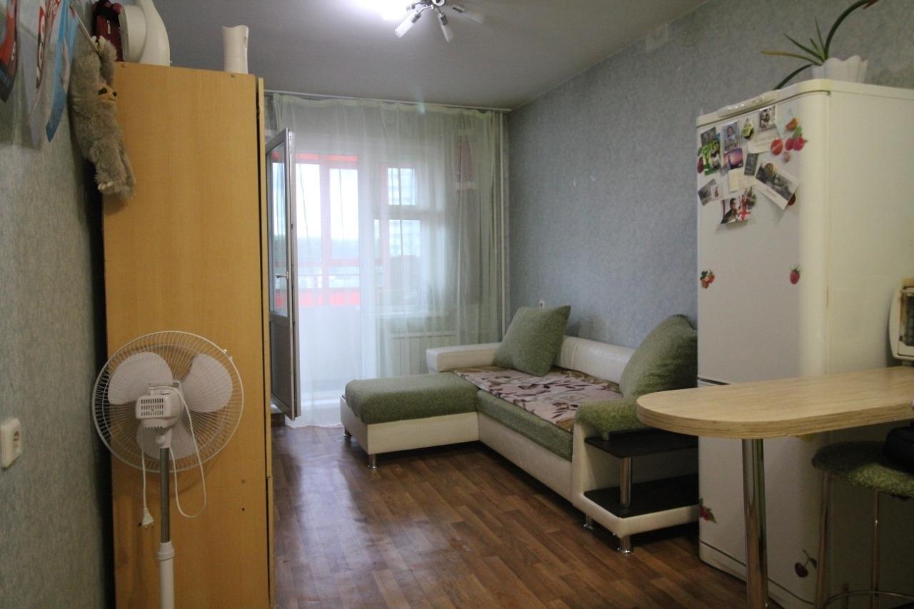 студия улица Вильского, 28, Россия | 12000 | аренда в Красноярске фото 1