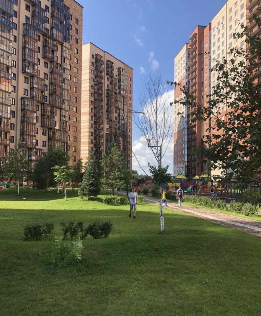 1к квартира Линейная улица, 122, Россия | 22000 | аренда в Красноярске фото 10