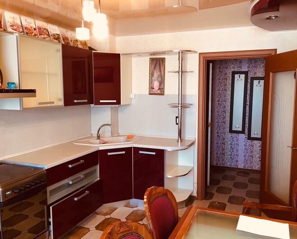 1к квартира улица Чернышевского, 114, Россия | 11500 | аренда в Красноярске фото 0