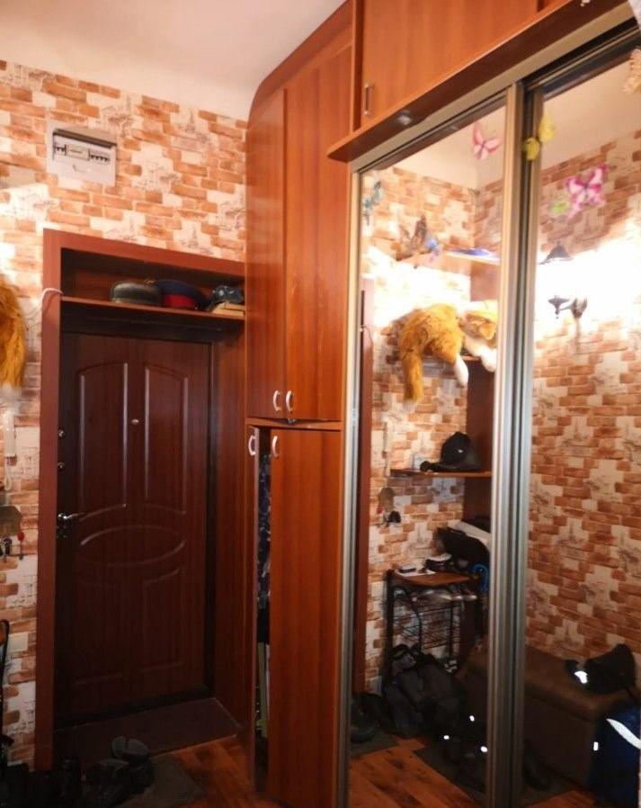1к квартира улица Парижской Коммуны, 44 | 13000 | аренда в Красноярске фото 1