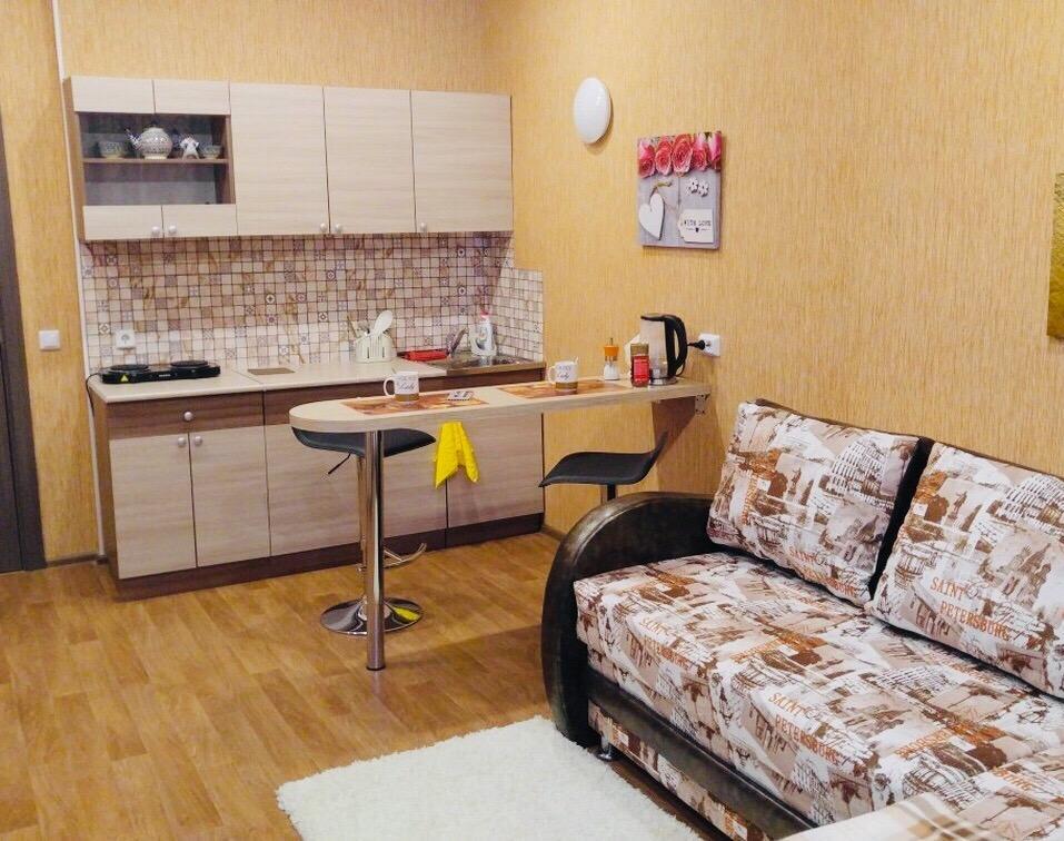 1к квартира Кольцевая улица, 30, Россия   10000   аренда в Красноярске фото 3