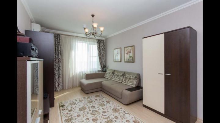 1к квартира улица Кирова, 43 | 12000 | аренда в Красноярске фото 3