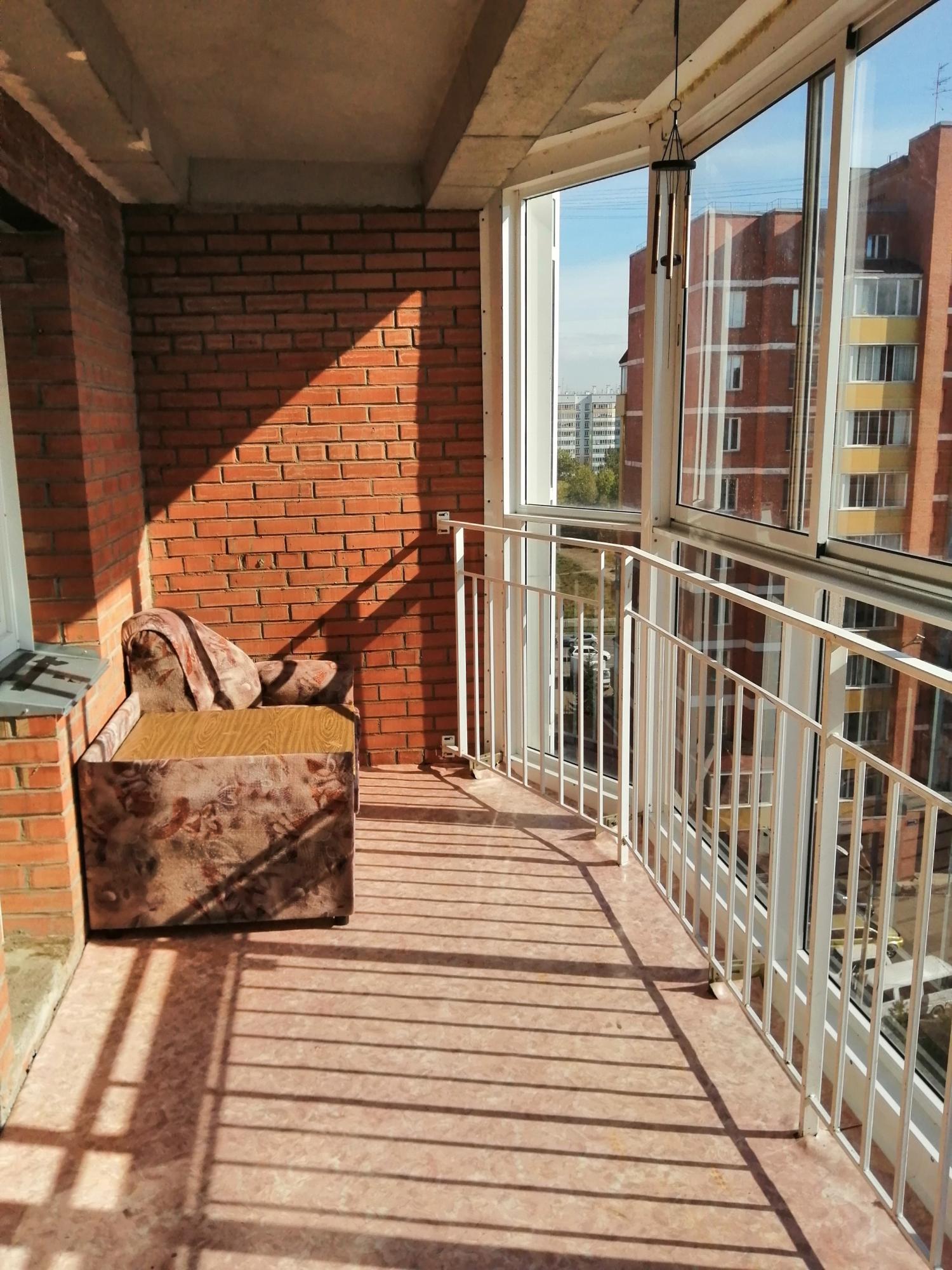 1к квартира улица 9-го Мая, д. | 13000 | аренда в Красноярске фото 4