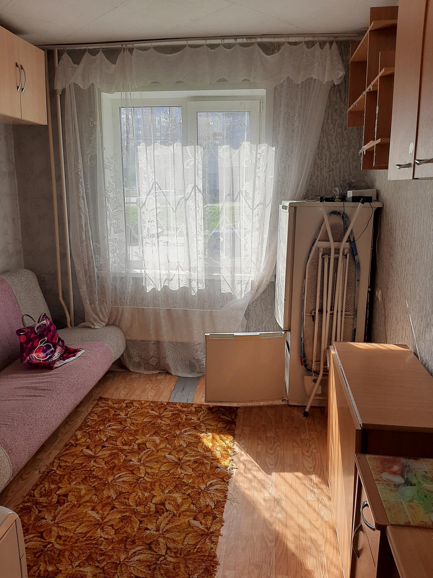 1к квартира улица Академика Киренского, 122 | 9500 | аренда в Красноярске фото 0