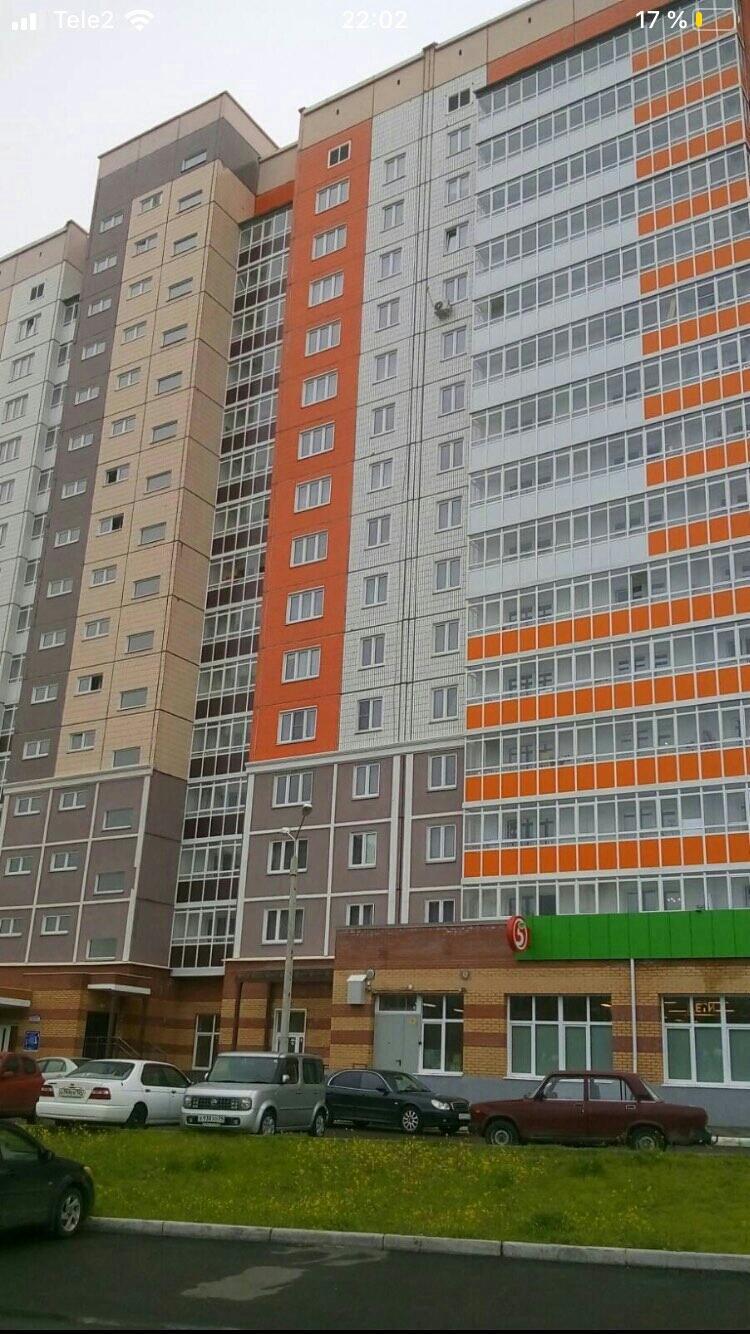 1к квартира улица Красной Армии, 121 | 14000 | аренда в Красноярске фото 0