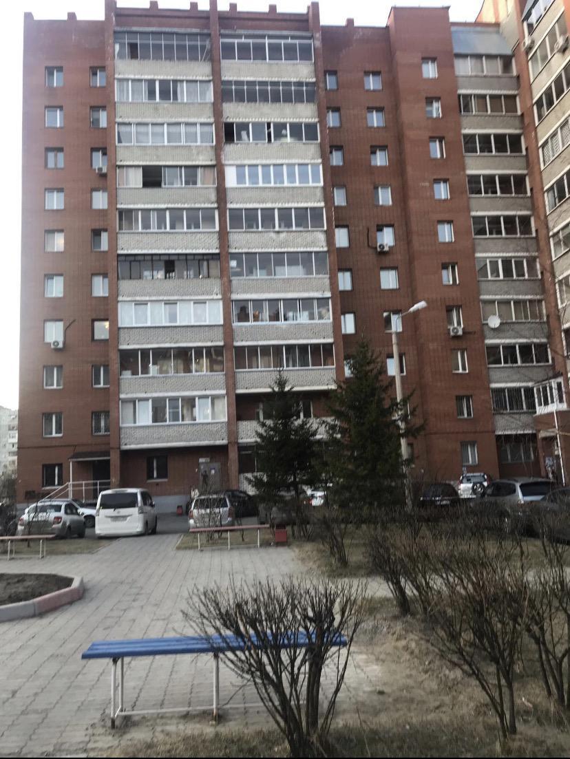 1к квартира улица Петра Словцова, 12   14000   аренда в Красноярске фото 1