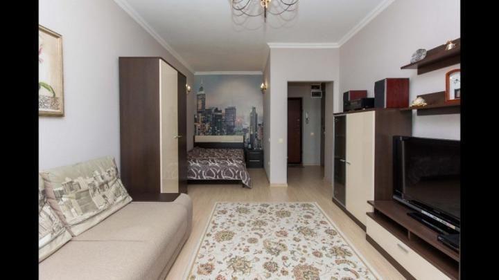 1к квартира улица Кирова, 43 | 12000 | аренда в Красноярске фото 2