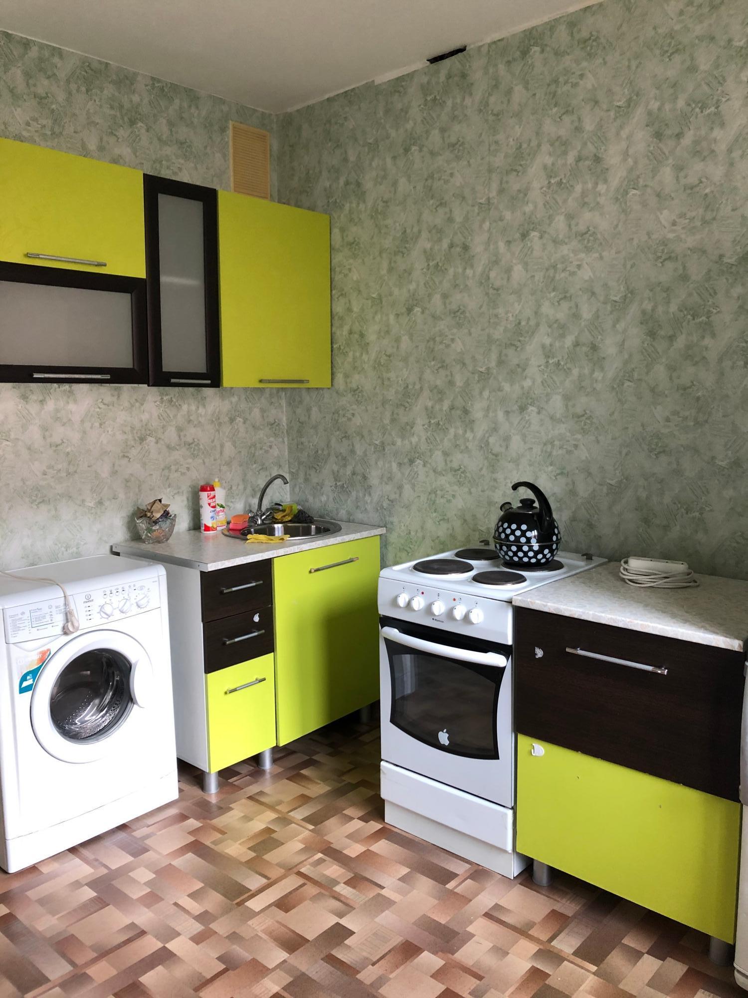 1к квартира Линейная улица, 84 | 14000 | аренда в Красноярске фото 0