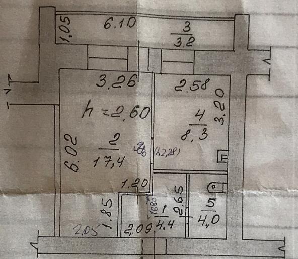 1к квартира улица Петра Словцова, 12   14000   аренда в Красноярске фото 4