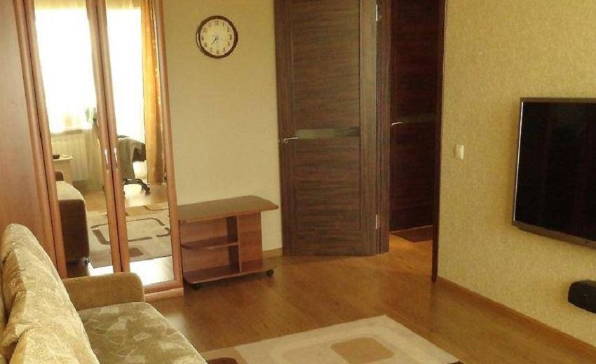 1к квартира улица Александра Матросова, 8А | 14000 | аренда в Красноярске фото 0