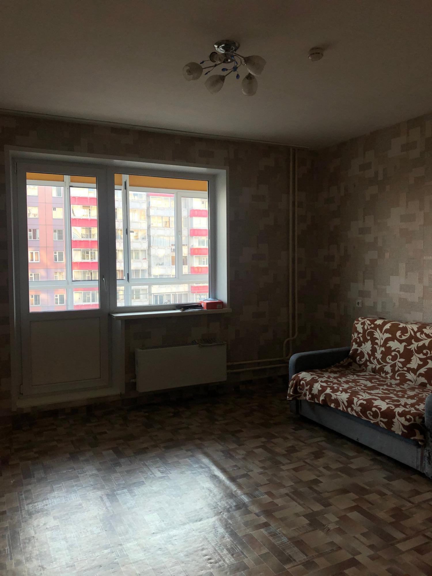 1к квартира Линейная улица, 84 | 14000 | аренда в Красноярске фото 1