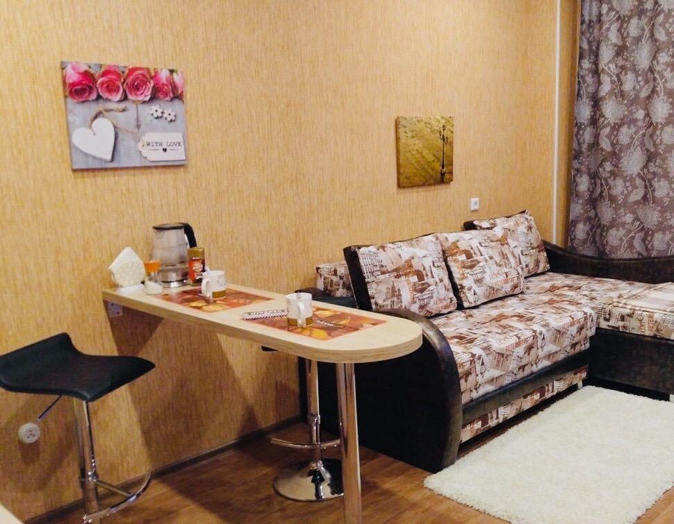 1к квартира Кольцевая улица, 30, Россия   10000   аренда в Красноярске фото 0