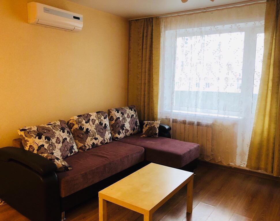 1к квартира улица Молокова, 7, Россия | 12000 | аренда в Красноярске фото 0