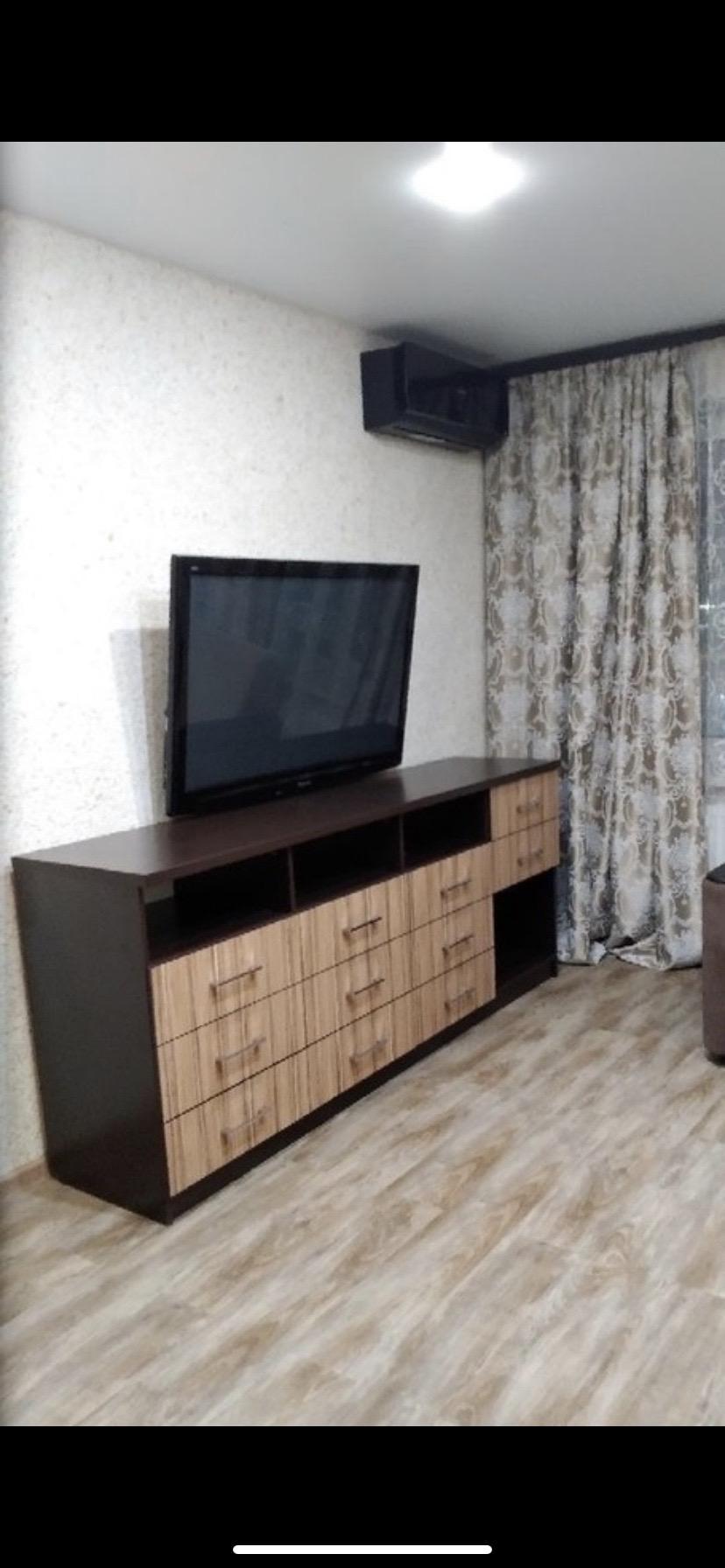 1к квартира улица Чернышевского, 110 | 12000 | аренда в Красноярске фото 1